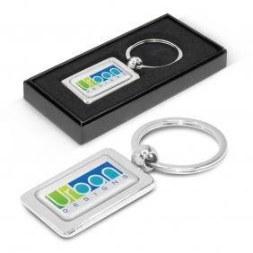 rectangular-keyring