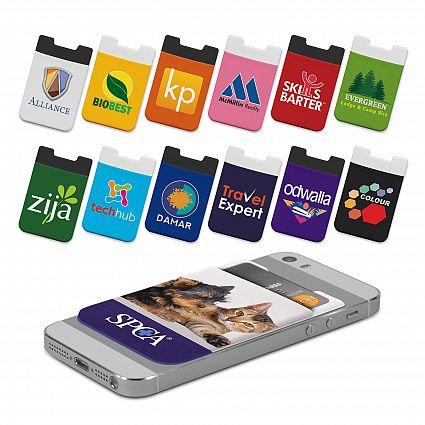 110520-0 Lycra Phone Wallet