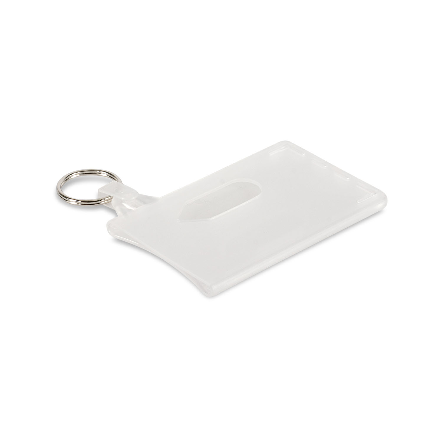 Card Holder Key Ring