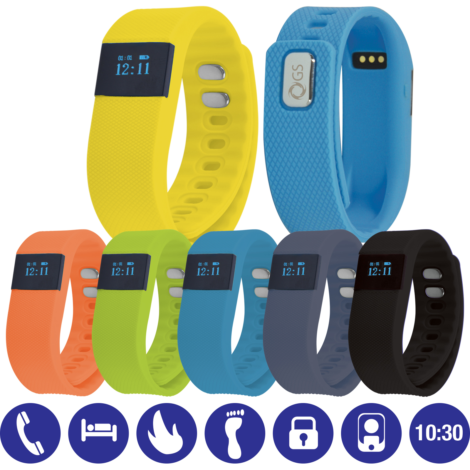 Livefit Fitness Tracker