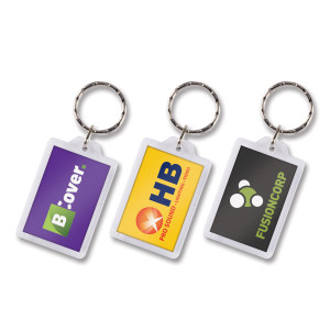 RectangleLensKeyring