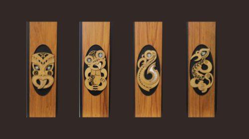 Maori Wall Panels