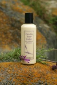 LavenderHandCream
