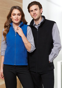 Essential Microfleece Vest
