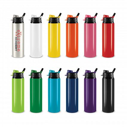 Aluminium 750ml Water Bottles