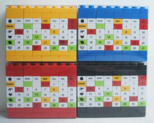 block-calendar