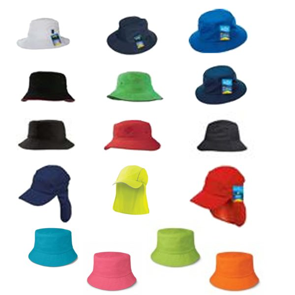Bucket Hats | Custom Brand | Embroider | Prestige Products NZ |