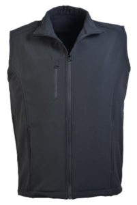 legend soft shell vest