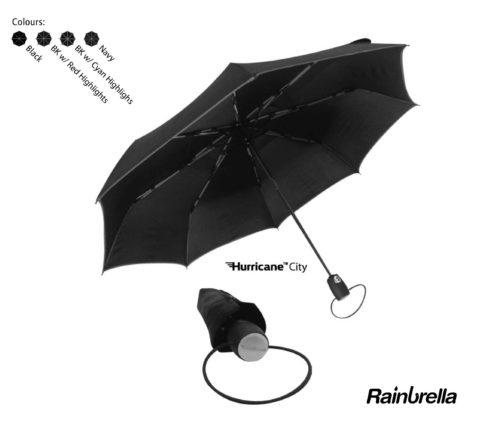 Hurricane Folding Umbrellas