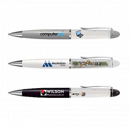 Europa Floating Action Pens