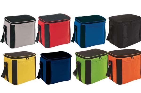 Zip Top Cooler Bag
