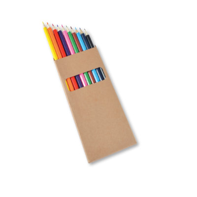Colouring Pencil Box