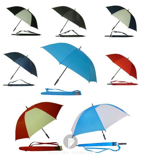 Hurricane Mini Golf Umbrellas