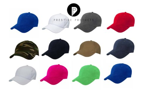 Premium Cotton Cap
