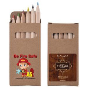 Mini Colouring Pencil Set