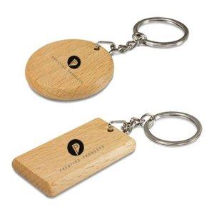 Wood Keyrings