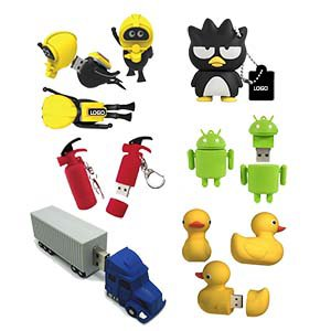 Novelty USB Flash Drives