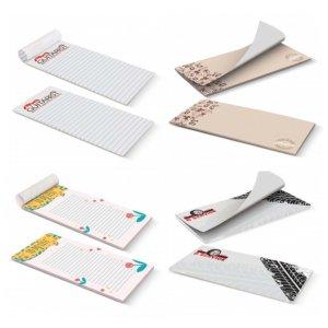 DLE Printed Note Pads