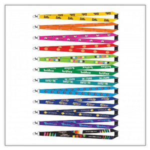 Full Colour Print Lanyard