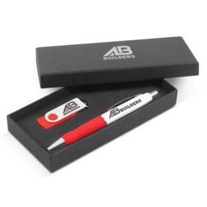 USB & Pen Gift Set
