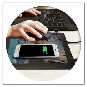 Mousemat Wireless Charger