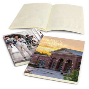 Full Cover Print Notebook