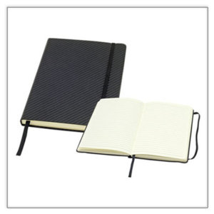 Carbon Fibre Notebook