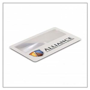 Business Card Magnifier