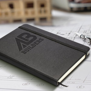 Moleskine Leather Cover Journal
