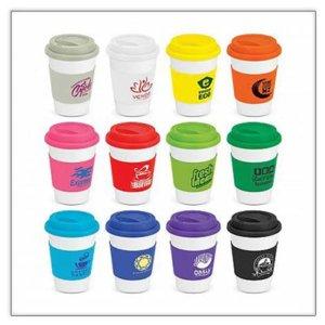 Single Wall Ceramic Cup