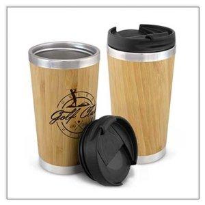 Bamboo Coffee Cup