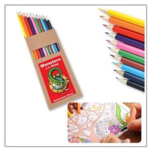Colouring Pencil Box