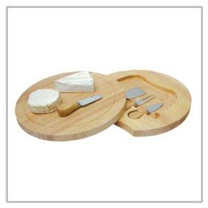 Swivel Cheese Board Set