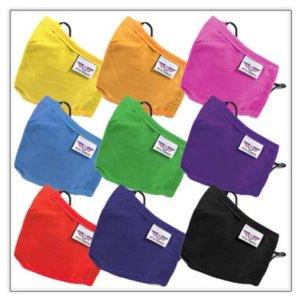 Coloured Face Masks